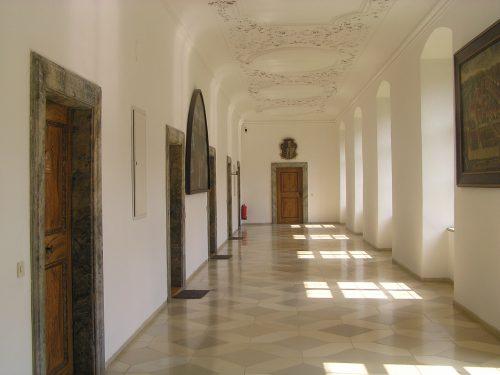 Klosterreise, Abtei Ottobeuren, es gibt eine Warteliste