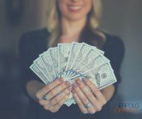Frau-Macht-Geld